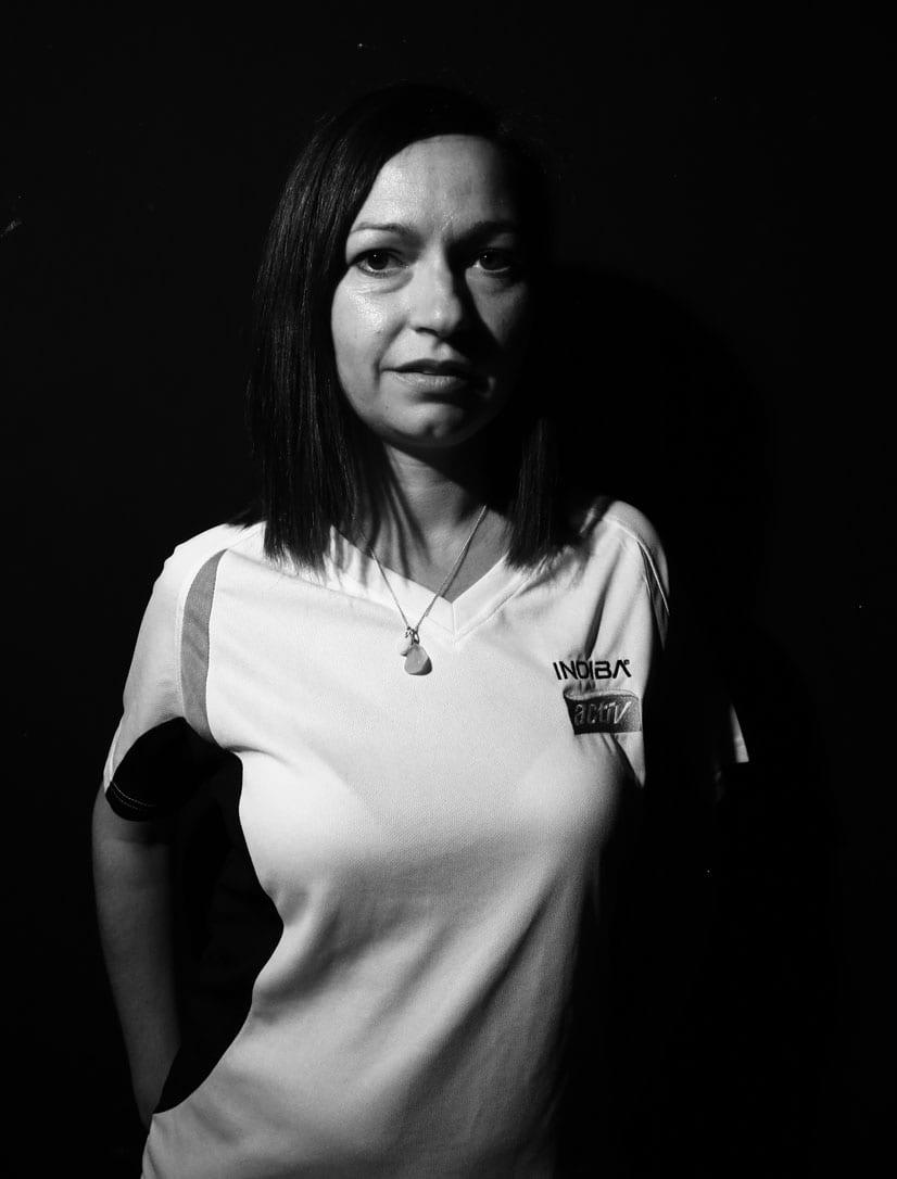 Isabel Martínez - Fisioterapéuta